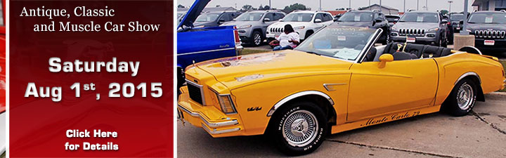 Gandrud Antique, Classic, and Muscle Car Show in Green Bay, WI